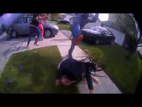 Download Columbus Police body camera footage from Off. Nicholas Reardon