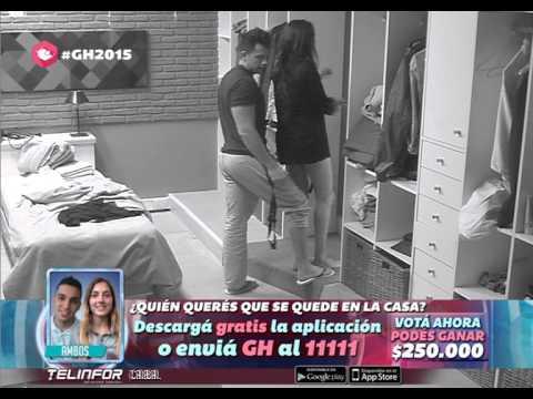 """La histérica relación de Belén y Mariano: """"Parecés un gay"""""""