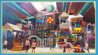 GREAT WOLF LODGE INDOOR WATERPARK
