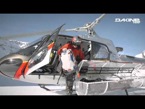 The Dakine Heli Pack 12L presented by Kevin Guri