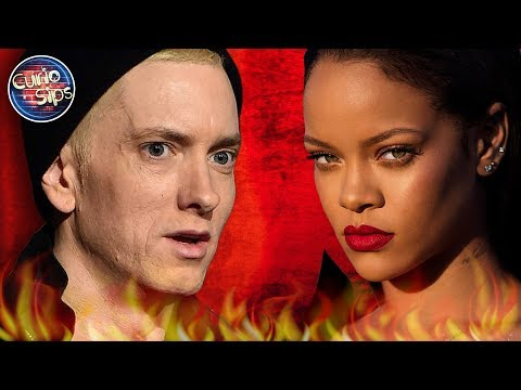 Eminem Disses Rihanna, Sides With Chris Brown?