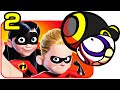 2-Did You Know Animation: INCREDIBLES [RebelTaxi]