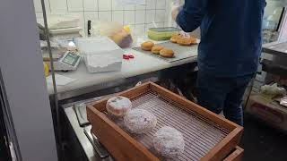 셰프샘배 도넛카페창업교육 솔루션