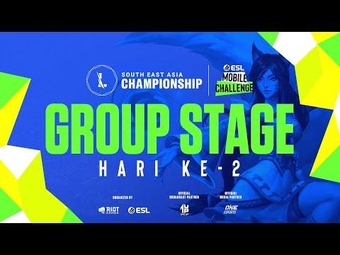 Wild Rift Esports Indonesia - ESL Mobile Challenge presents