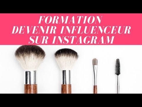 Formation Devenir Influenceur sur Instagram - Comment faire La Bonne Description