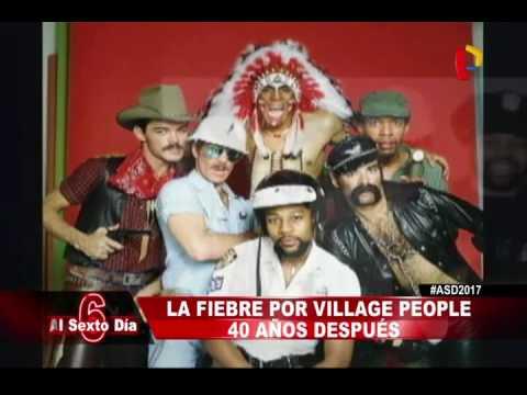 Un boom musical llamado Village People