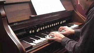 Suite Gothique, Mv 1 & 2 - Léon Boëllmann - Berlin Reed Organ
