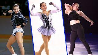 В какой стране живут самые красивые Фигуристки в мире? Топ 15 спортсменок в фигурном катание