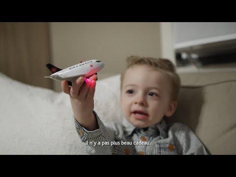 Fondation Air Canada: Notre Héros Beckett