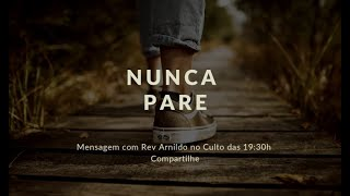 IP Central de Itapeva - Culto Domingo a noite  - 14/02/2021