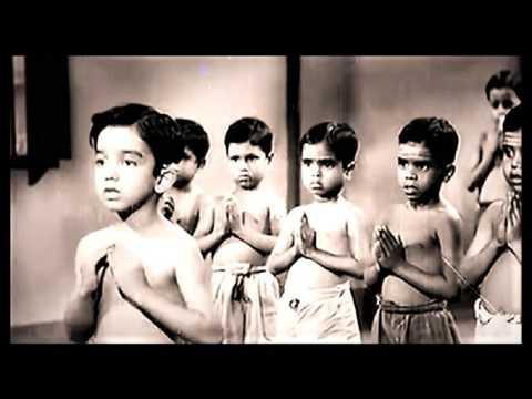 AMMAVUM NEEYE … SINGER, M S RAJESWARI ... FILM, KALATHUR KANNAMMA (1959)