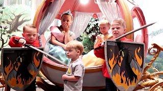 Disney Bibbidi Boutique Experience