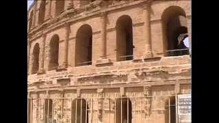 Zwiedzanie Tunezji - Amfiteatr w Al Dżamm (El Djem)