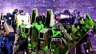 OPTIMUS PRIME reviews Acid Storm