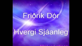 Friðrik Dór - Hvergi sjáanleg  [LYRICS]