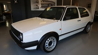 SOLD 1992 VW Golf Mk2 2 0I 16V GTi Styling Restored for Sale in Louth Lincolnshire