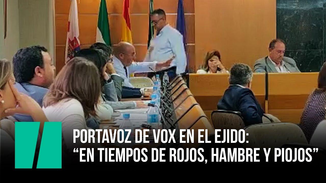 Resultado de imagen de VOX Y LOS ROJOS