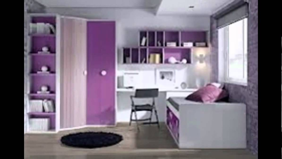 Las 10 habitaciones mas bellas de chicas youtube for Habitaciones de chicas