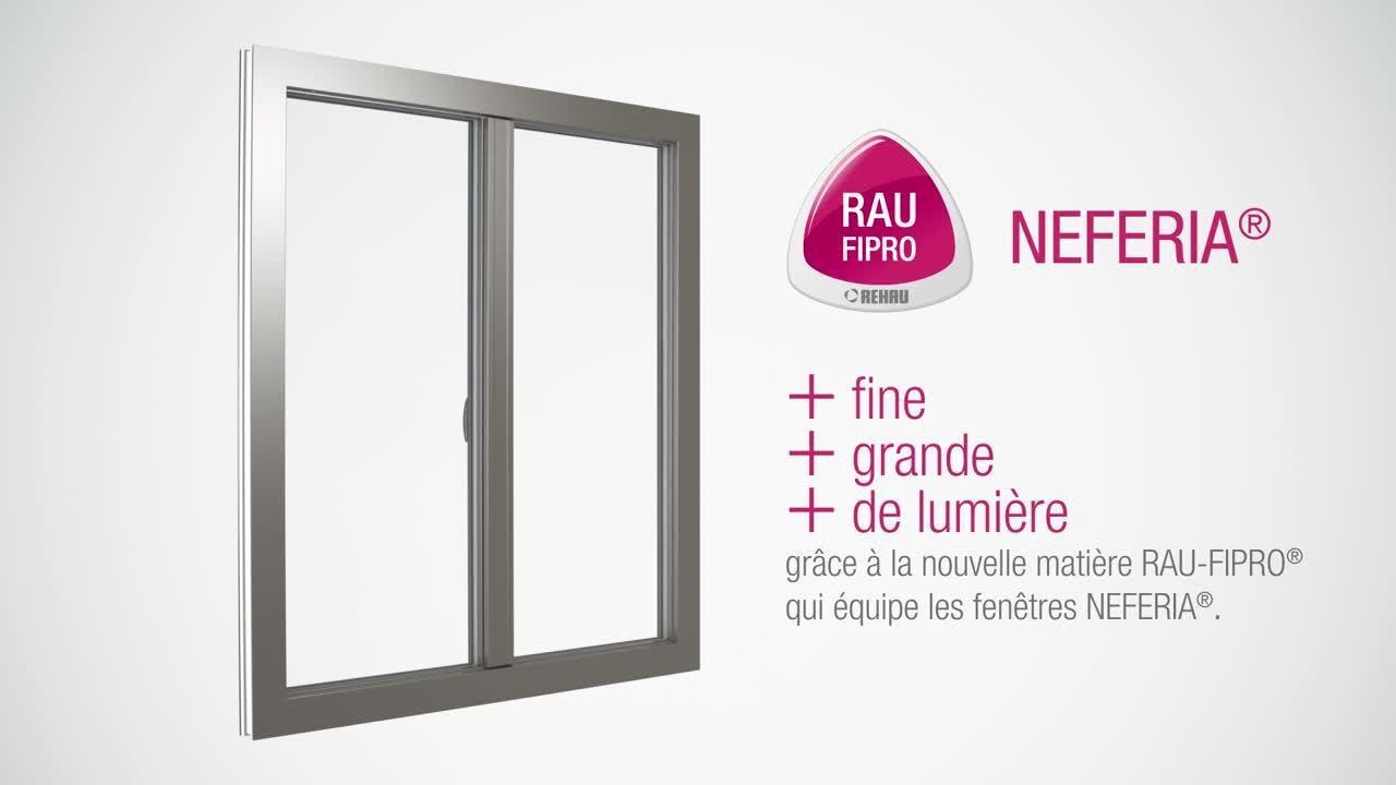 La fenêtre NEFERIA® : Une nouvelle fenêtre est née