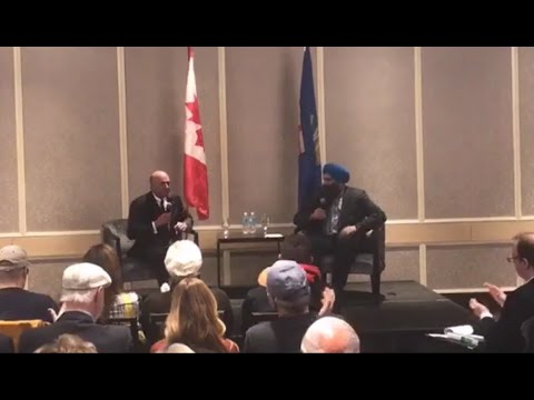 FireSide Chat with Kevin O'Leary in Edmonton, Alberta