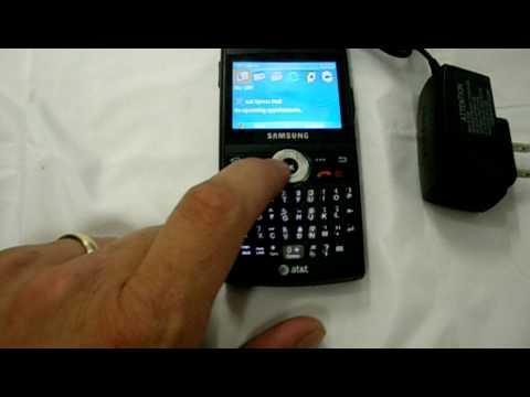 EBAY AUCTION: SAMSUNG SGH-I607 BLACKJACK CELL PHONE AT&T ATT