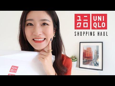 Uniqlo Shopping Haul | 优衣库除了U系列还能买什么?
