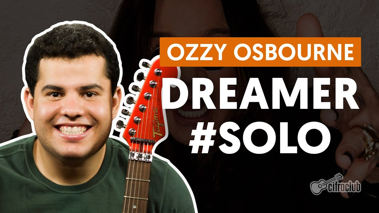 Dreamer Ozzy Osbourne How To Play Guitar Solo Lesson Youtube