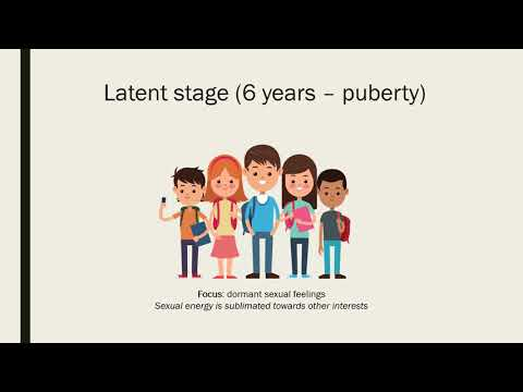 Psychosexual stages freud powerpoint