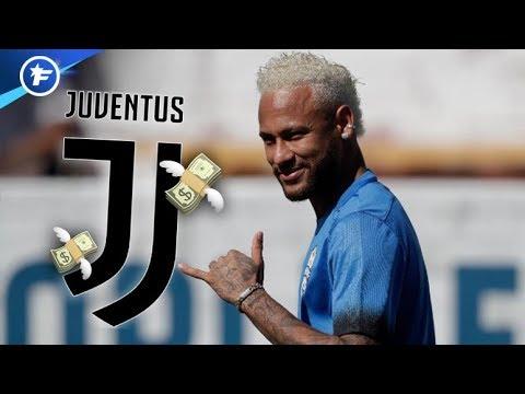 Pourquoi Neymar est séduit par l'option Juventus | Revue de presse