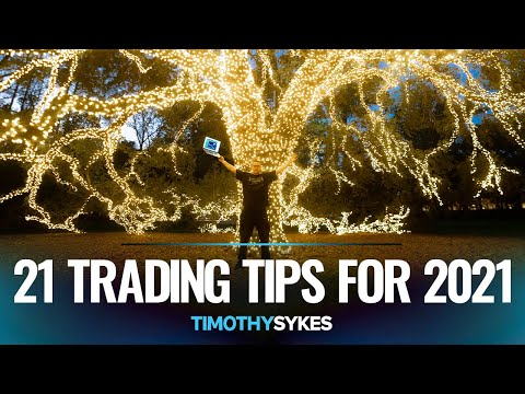 Prepare for 2021 Now With 21 Tips for Penny Stock Trading!