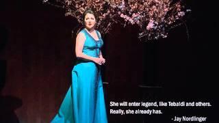 Serenade (Tchaikovsky) - Netrebko, Martineau [subs: EN, HR]