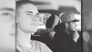 """Justin Bieber Sings Old School """"Teardrops On My Guitar"""" & Gets Taylor"""