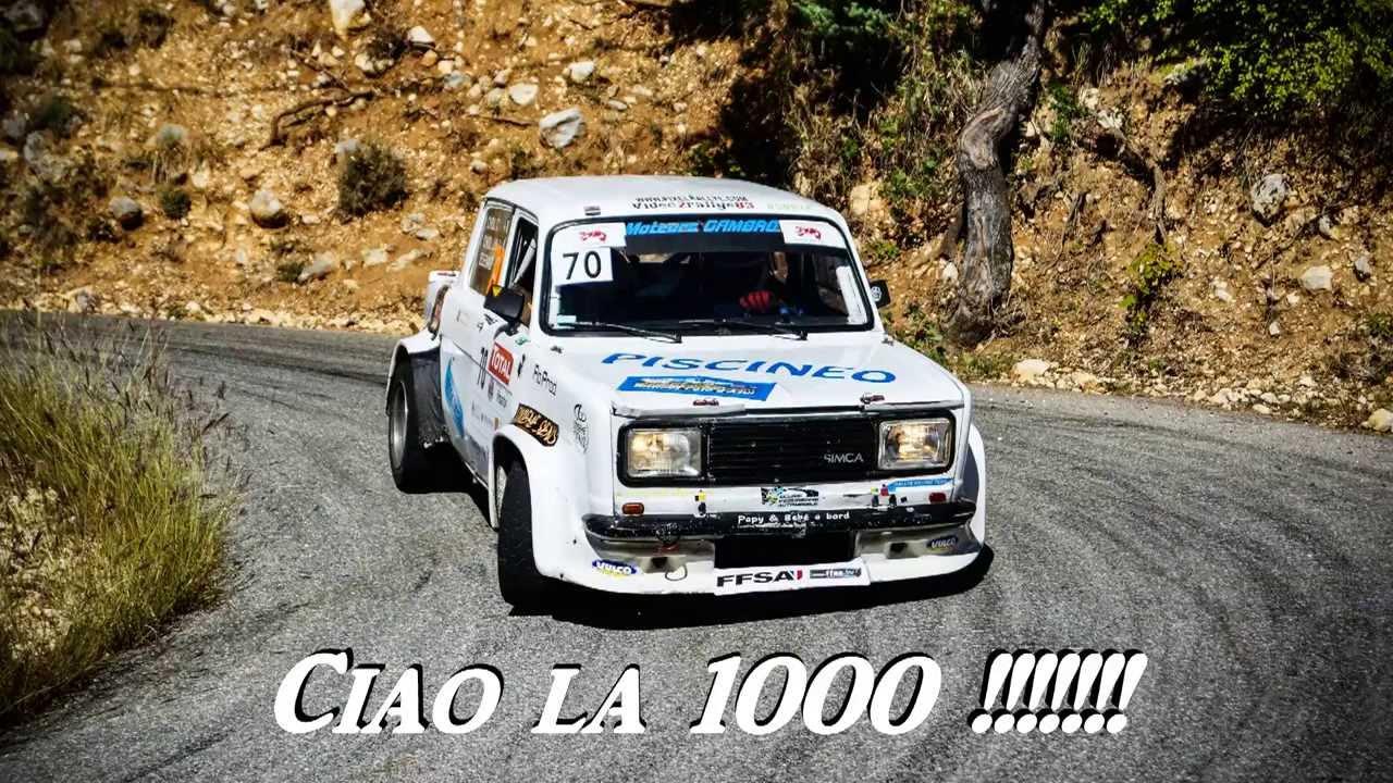 Rallye 3 simca