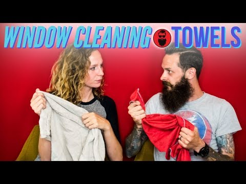 Window Cleaning Towel Review