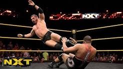 Austin Aries vs. Angelo Dawkins:  WWE NXT, April 13, 2016