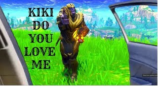 Gambar cover kiki do you love me || kiki challenge by thanos ||