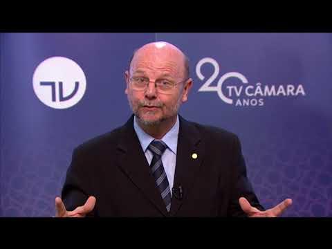 20 Anos TV Câmara: deputado Bohn Gass (PT-RS)