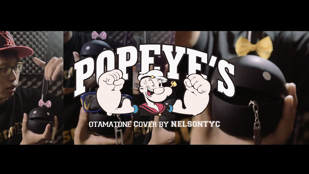 Popeye The Sailor Man Theme Song Otamatone Cover By Nelsontyc