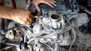 مكونات محرك بولو  - les composants du moteur Polo 4