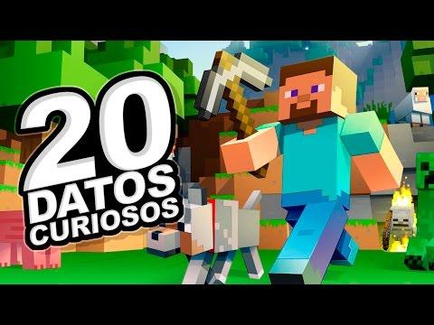 20 Curiosidades De Minecraft
