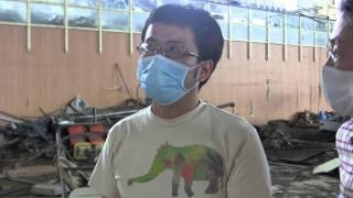 陸前高田市高田市に住む 後藤幸誠くん36才は震災当日、仕事で小友町にい...