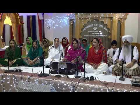 GURU NANAK PARKASH DIHARHA 2015, CELEBRATION BY EDMONTON KHALSA SCHOOL PART 4