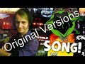 DAGames Medley but All The Songs Are Their Original Versions