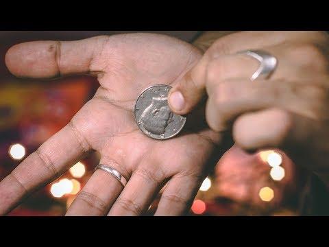 Visual Coin VANISH (easy Coin Magic Tutorial)