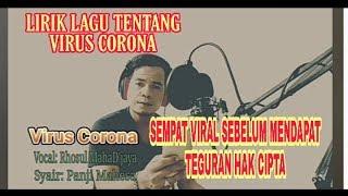 Gambar cover Virus Corona Parodi Dangdut || Vocal : Rhosul MahaD'jaya || Citra Cinta Cipt. H. Rhoma Irama, Soneta