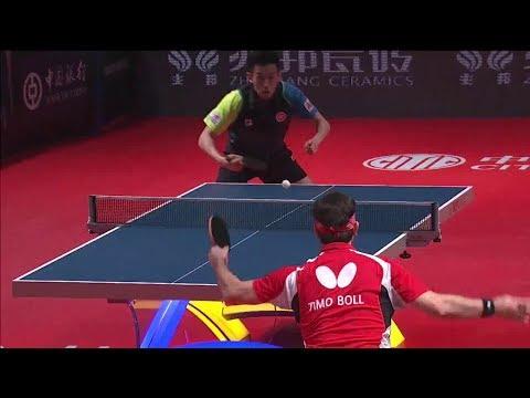 2017 Grand Finals (MS-QF) WONG Chun Ting (HKG) Vs BOLL Timo (GER) [Full Match/English|720p]
