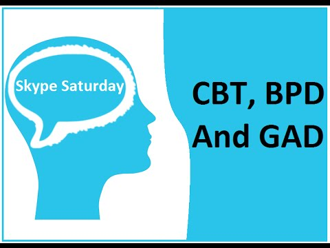 CBT, BPD and GAD | Plus Us Too