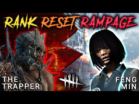 RANK RESET RAMPAGE! [#252] Dead by Daylight with HybridPanda