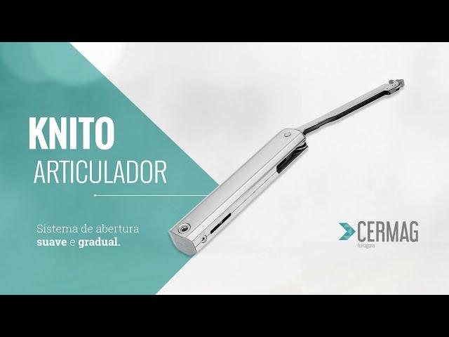 Articulador Knito - Cermag Ferragens