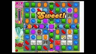 Candy Crush Saga Level 580 Livello 580